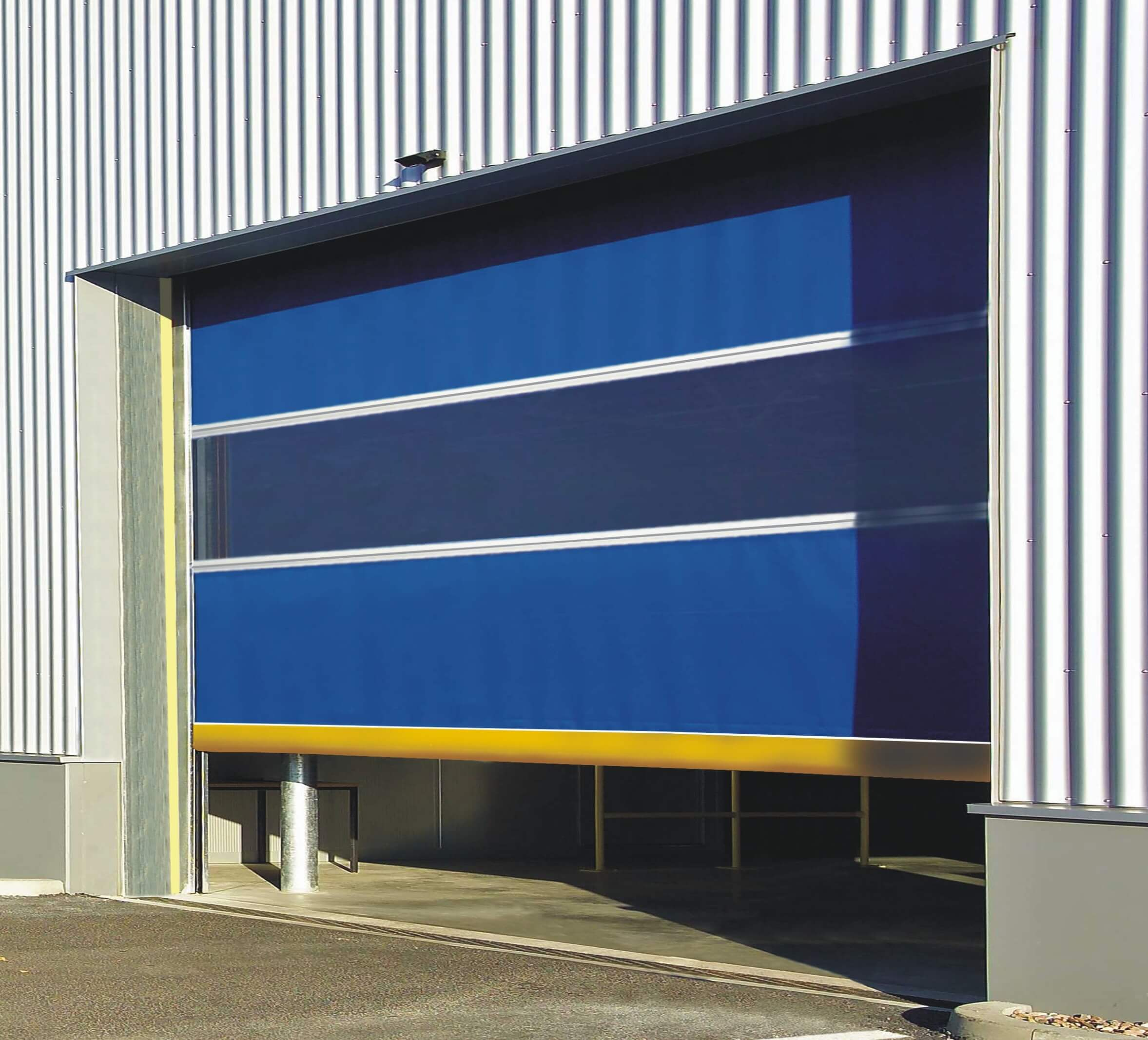 High Speed Pvc Roll Up Doors 187 Techno One Automatic