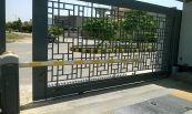 Automatic Barriers and Gates Installed at DHA Head Office Lahore by Techno One (1)