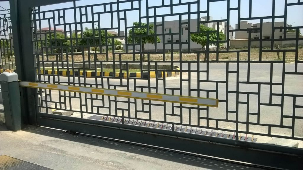 Dha Head Office 187 Techno One Automatic Doors Gates