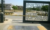 Automatic Barriers and Gates Installed at DHA Head Office Lahore by Techno One (7)