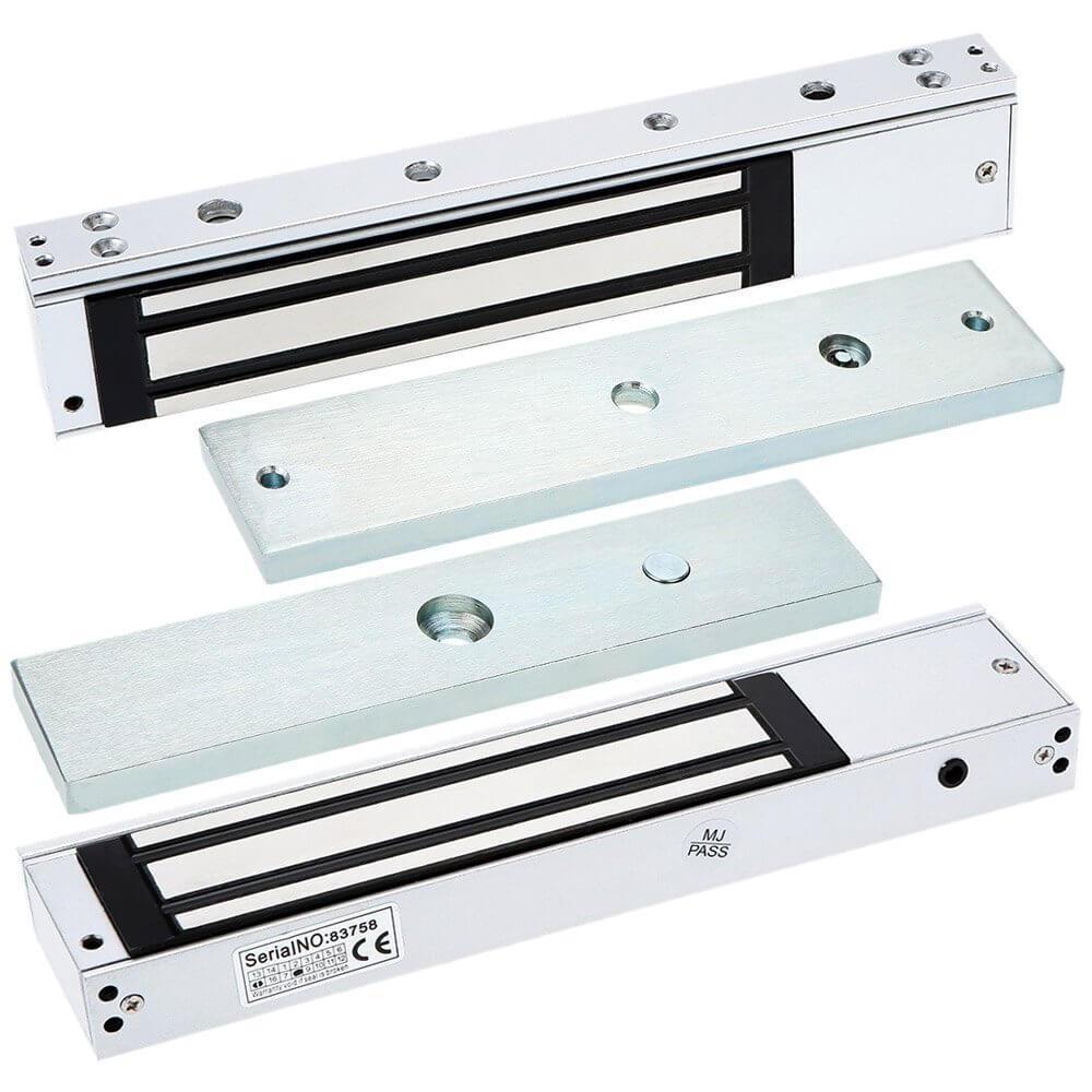 Electromagnetic Door Lock 600lbs  sc 1 st  TECHNO-ONE & Electromagnetic Door Lock 600lbs » TECHNO-ONE :: Automatic Doors ...
