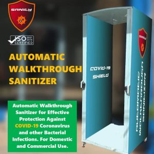 walkthrough sanitizer