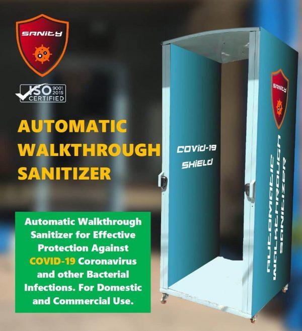 walkthrough sanitizer